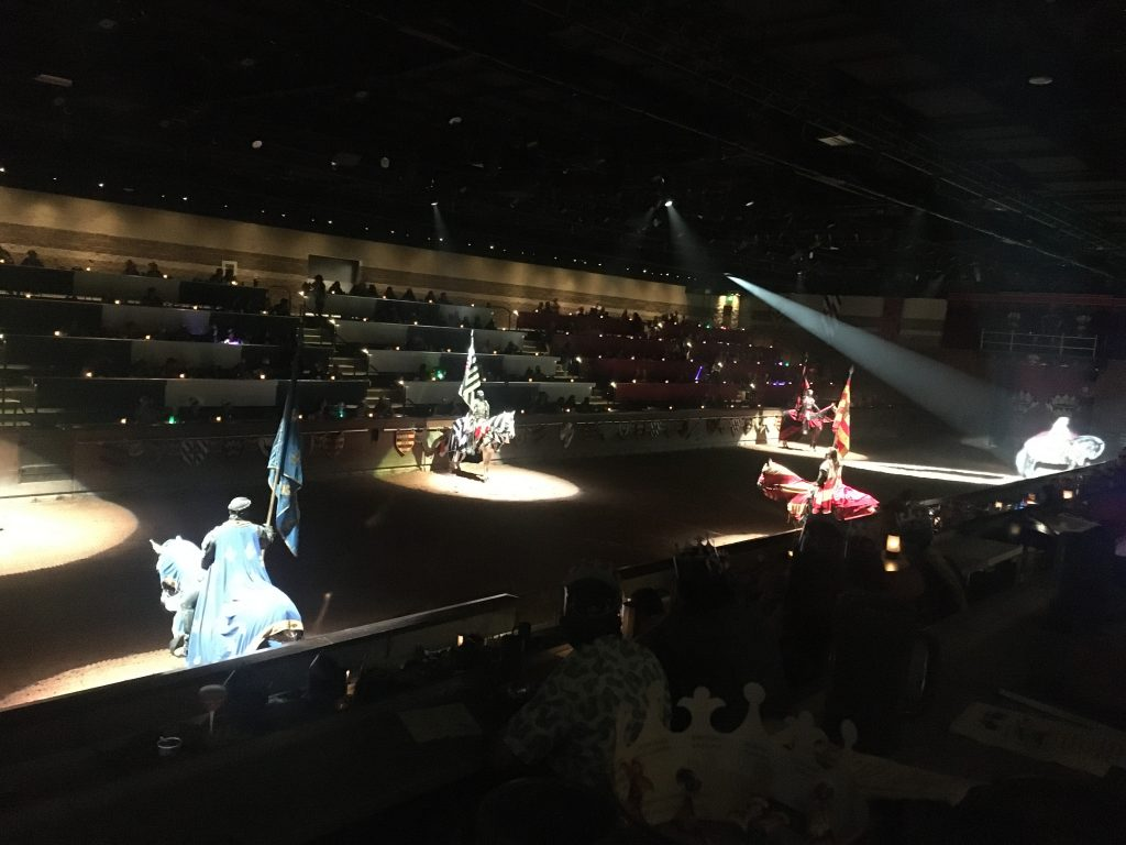 Scottsdale Arizona Medieval Times Dinner and Tournament